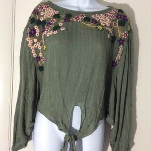 NWT! Free People top